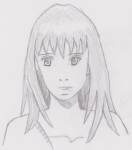My drawn Anime Character #2 :)