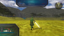 Green Clonetrooper with Master Sword