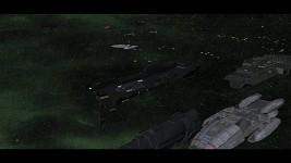 Scifi Ships