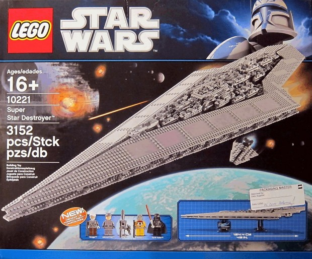 Wish list - Lego Super Star Destroyer