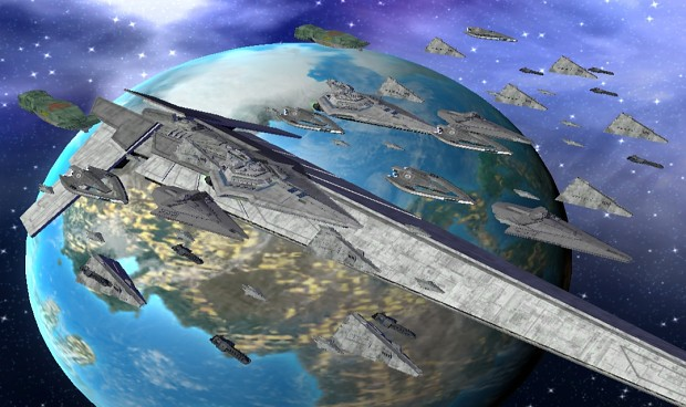 SWEAW The New Age -- Hydian Empire Fleet