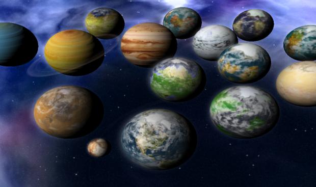 New Planet Models 2