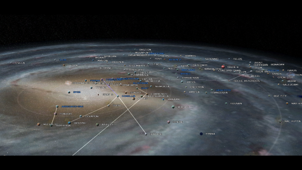 Star Wars Republic at War Map Map From Republic at War