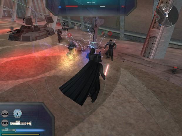 Vader vs Galen