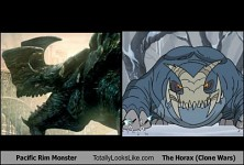 Pacific Rim Monster