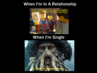 Relationship Vs Single