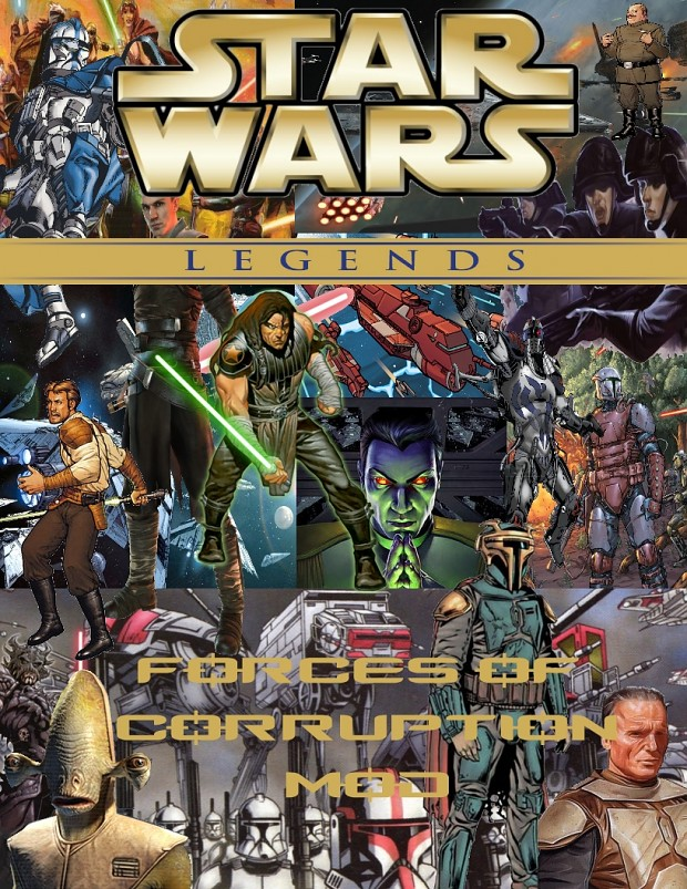 Star Wars Legends Mod