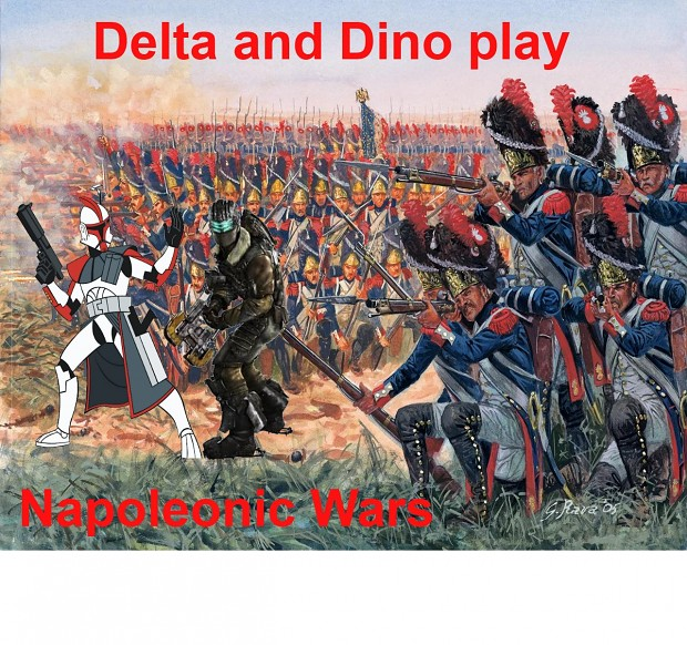Delta & Dino's Lets Play