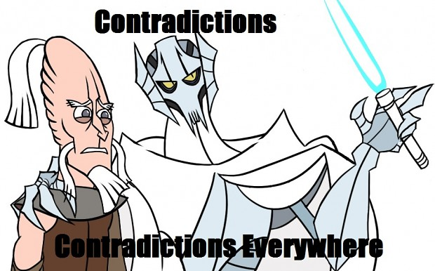 General Grievous's Thoughts on the new Clone Wars