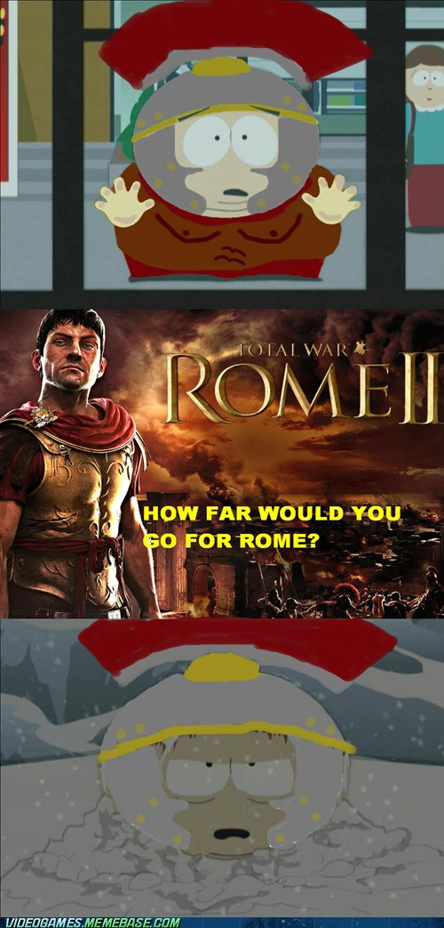 Can't wait for Rome: 2 Total War