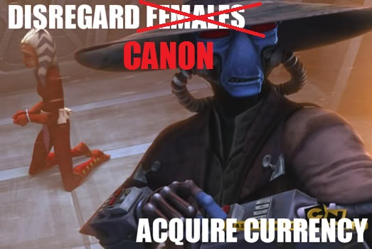 TCW Meme Rebuttal