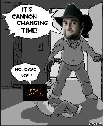 No Dave NOOOOOOO!