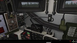 commander view on Leopard 2