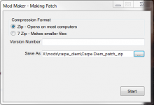 Patch Creation - Mod Maker