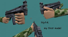 mp5-k other hands + animations
