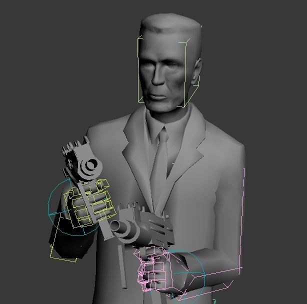Guns?