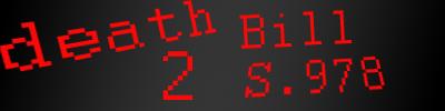death 2 Bill S.978