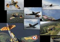 Vichy French P63 Hawk