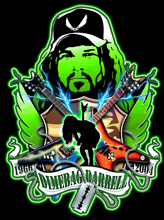 Dimebag Tribute