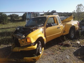 Whats left of my truck