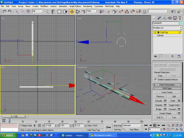 3ds Max - Gone NUTS!!!