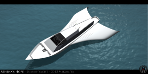 Athena's Hope - Luxury Yacht