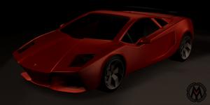 Custom Lamborghini