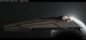 Delta-Class Destroyer
