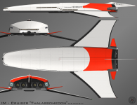 "IM - Cruiser ""Thalassomedon"" - The Ship"
