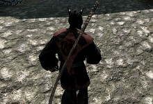 MY Logo Robe in Skyrim