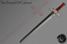 The Sword Of Calouri