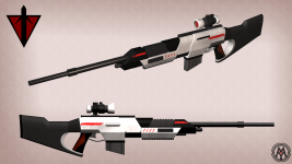 Terran Republic Battle Rifle