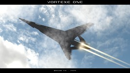 Vortexe One - Hypersonic Spaceplane