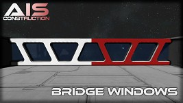 Space Engineers - AIS Bridge Window Mod
