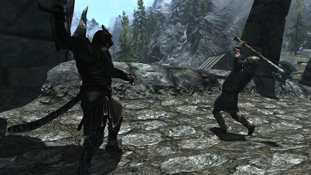 Skyrim Screenshots