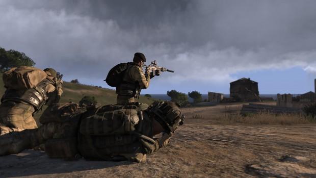 ArmA III Camera Shots