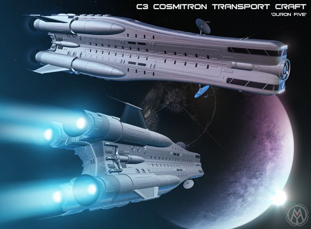Transport Craft  'Duron Five'