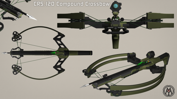 IM - CRS.120 Compound Crossbow