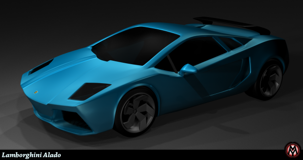 Lamborghini Alado
