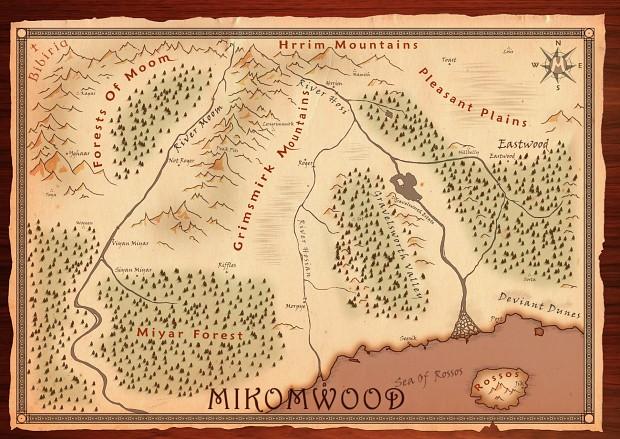 Mikomwood