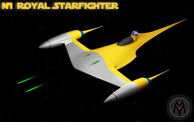 N1 Royal Starfighter