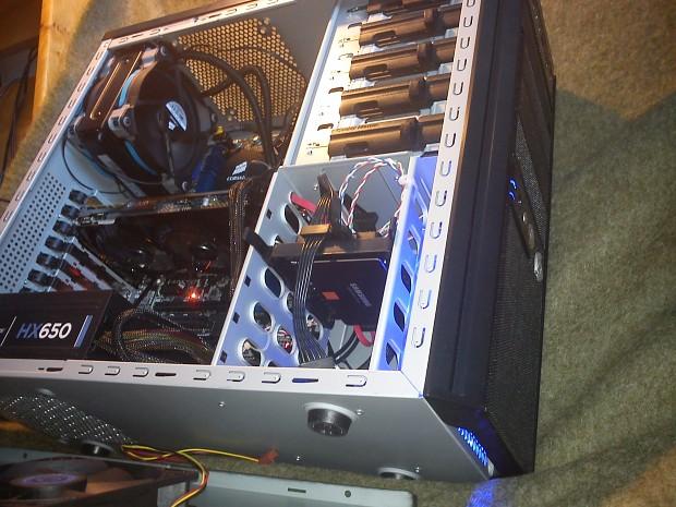 New PC - StealthGLaDOS