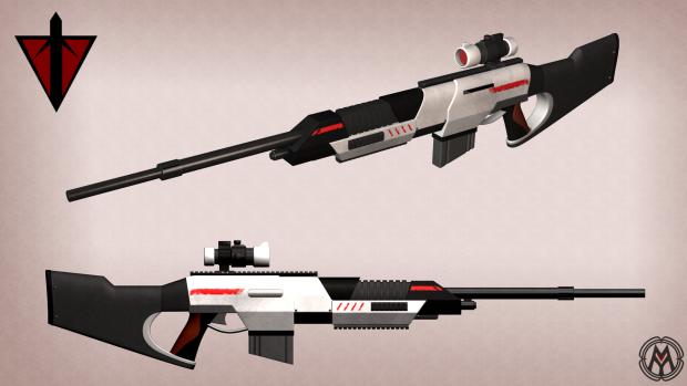 Terran Republic Battle Rifle