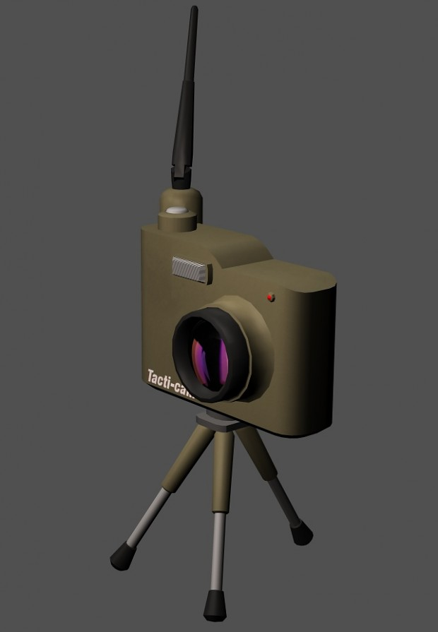 Tacticam Model (work in progress)