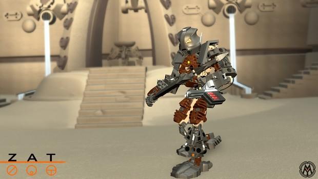 Bionicle - ZAT
