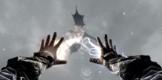 Skyrim Screens