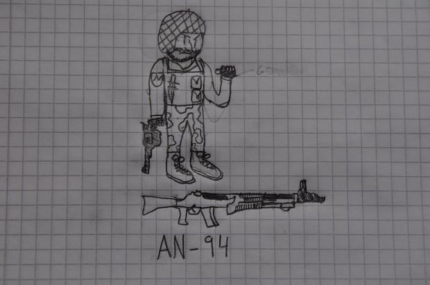 MEC trooper