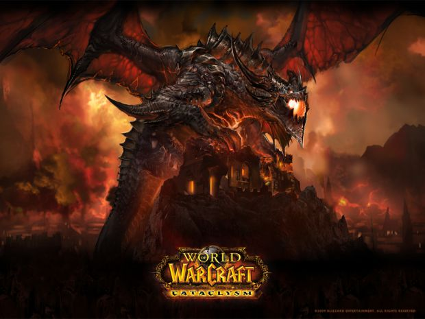 WOW Cataclysm: DeathWing