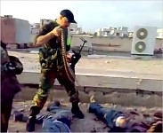 Syrian Soldier\Armed groups bodies