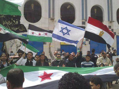 FSA solidarity with the Zionists